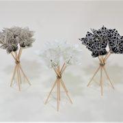 bouquet origami fleur 4